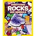 Children's Rock & Mineral Books