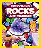 img - for National Geographic Kids Everything Rocks and Minerals: Dazzling gems of photos and info that will rock your world book / textbook / text book