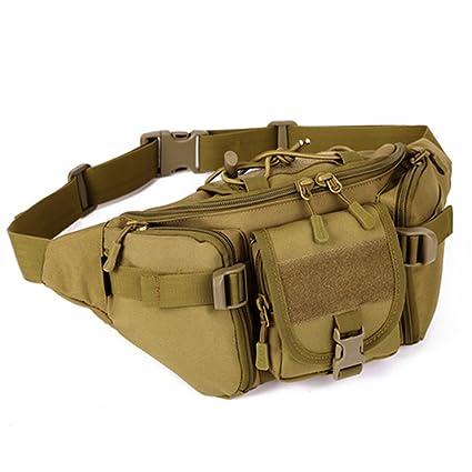 22ef4fa189bd Handfly Fanny Pack Hip bag Army Packs Outdoors Big Pockets Riding Travel  Lumbar Climbing Running Pockets