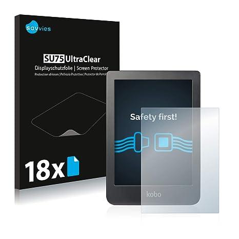 savvies Protector Pantalla Compatible con Kobo Clara HD (6