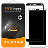 (2 Pack) Supershieldz for Huawei Mate SE Tempered Glass Screen Protector, (Full Screen Coverage) Anti Scratch, Bubble Free (B