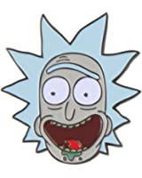 Rick and Morty Enamel Pin
