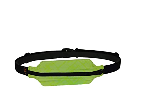 efc425165cf1a0 SPIbelt Running Belt, No-Bounce Waist Pack for Runners, iPhone 6 7 8-Plus  X, Made in USA for Men and Women, Workout Fanny Pack, Adjustable One Size,  ...