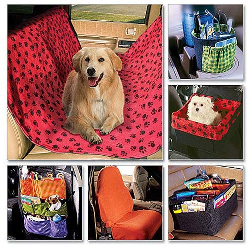 Amazon.com: McCalls Patterns M5902 Car Organizers, One Size Only: Arts, Crafts & Sewing