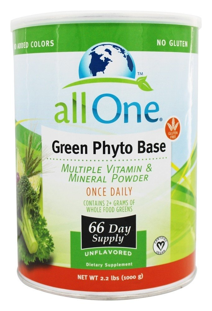 ALL ONE ALL ONE GREEN PHYTO, 2.2 LB