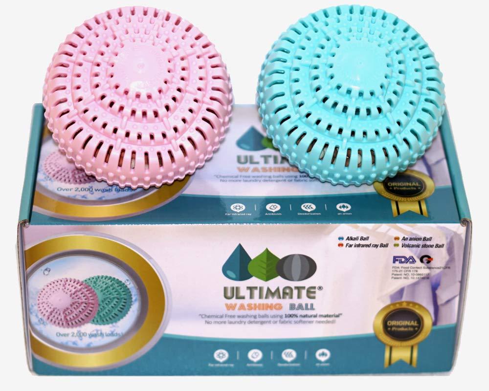 Ultimate Lavado Bola (detergent-free lavandería bola): Amazon.es ...