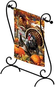 Gifted Living 20035 Estate Scroll Garden Flagpole