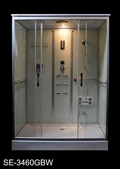 Walk-in Shower for Seniors and Handicapped S-3460GB - - Amazon.com