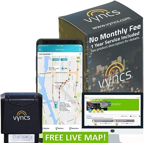 Amazon.com: Vyncs enlace OBD conectado para auto sin pago ...