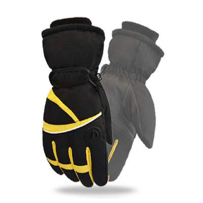 Winter Gloves Waterproof Esquiar Men Gloves Warm Male Mountain Outdoor Windproof Thick