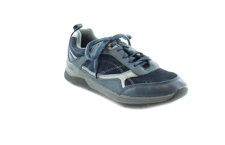 Earth Women's Traveler Sneaker Suede/Mesh B00SNL8R3U 9 B(M) US|Navy Multi