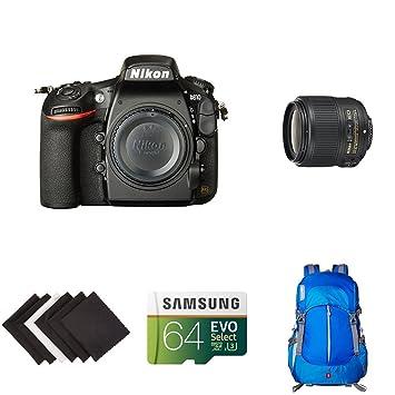 Amazon com : Nikon D810 FX-format Digital SLR Event