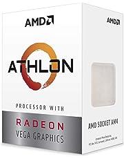 AMD Athlon 200GE 2-Core 4-Thread Processor with Radeon Vega Graphics - YD200GC6FBBOX