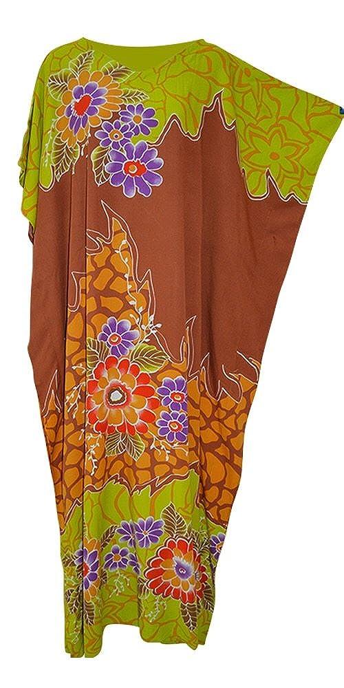Cool Kaftans JOHORE Amazing Floral Soft Kaftan Kaftan Cool Lange Damen Sommerkleid Plus Robe Jilbab Marokkaner