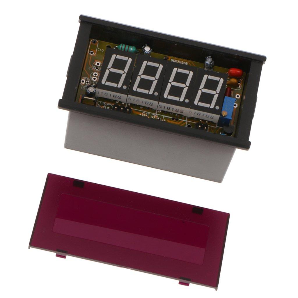 Sharplace Medidor de Resistencia Digital Detector de Panel Componentes Pasivos Paneles de Ajuste: Amazon.es: Bricolaje y herramientas