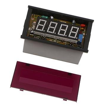 Voltímetro de Panel de Metro LED Digital Piezas de Impresora 3D ...