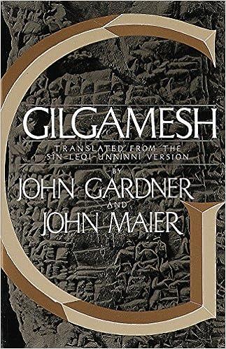 epic of gilgamesh critical analysis