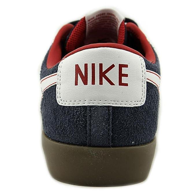 Nike Blazer Low GT, Chaussures de Skate Homme, Negro  (Obsidian/White-University Red), 46 EU: Amazon.fr: Chaussures et Sacs