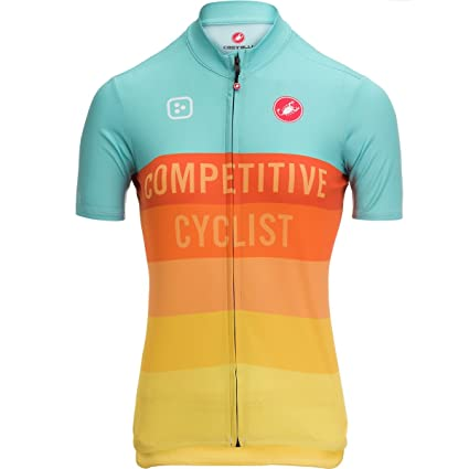 Amazon.com   Castelli Competitive Cyclist Race Jersey - Women s ... feb4acd8f