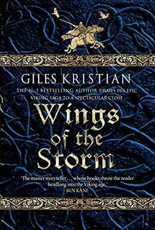book cover of Wings of the Storm