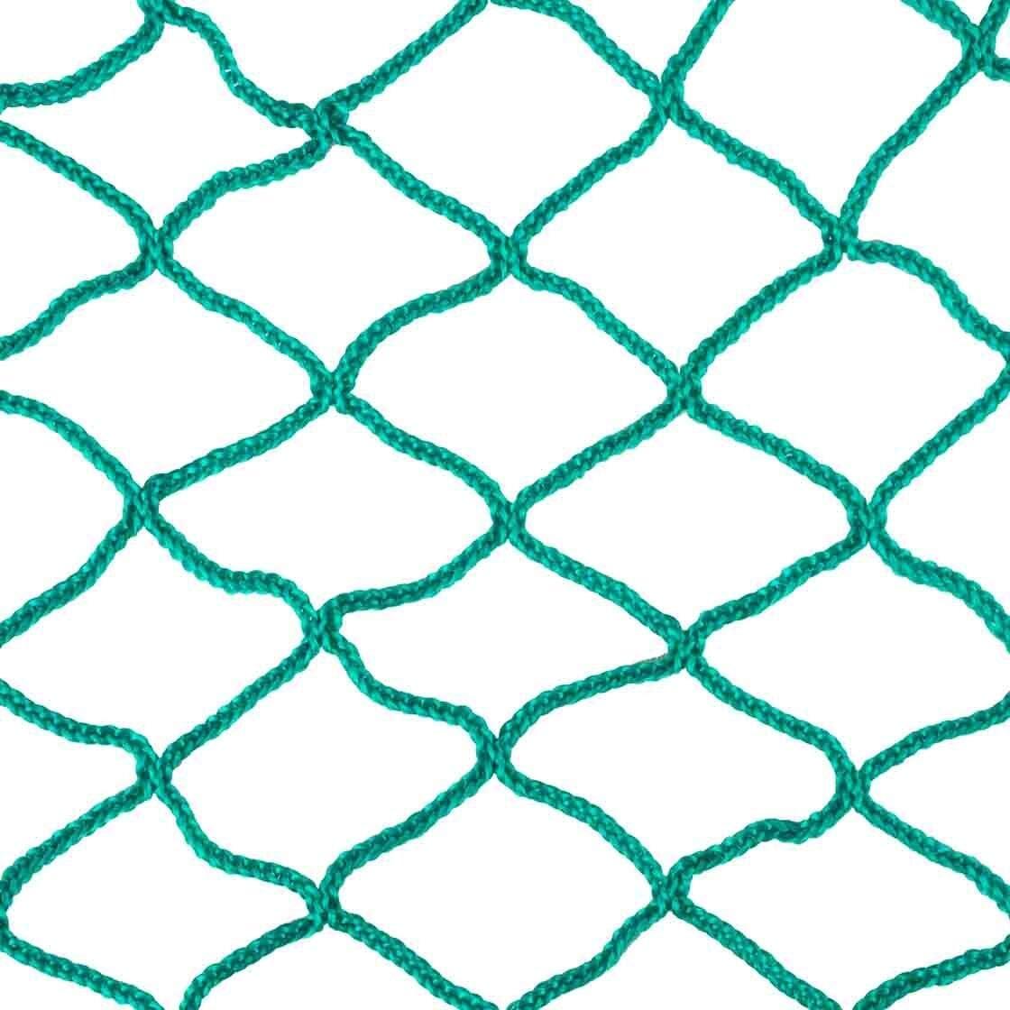 robust Sicherungsnetz Anh/ängernetz elastisch 2,50 x 4,50 m Transportnetz Gep/äcknetz mit Gummiseil Abdecknetz Containernetz