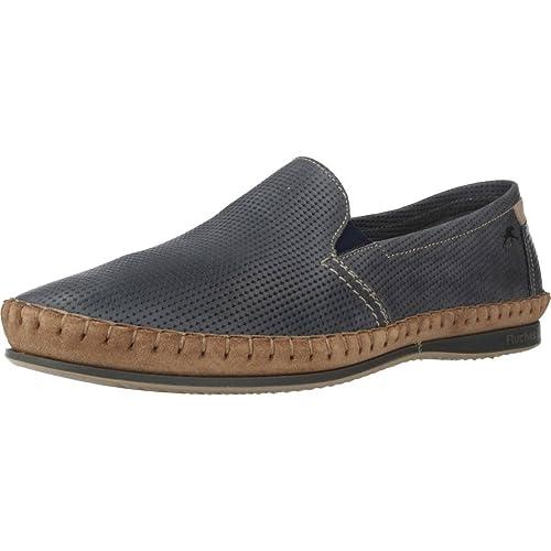 Zapatos azules Fluchos Bahamas para hombre ANaXVW0