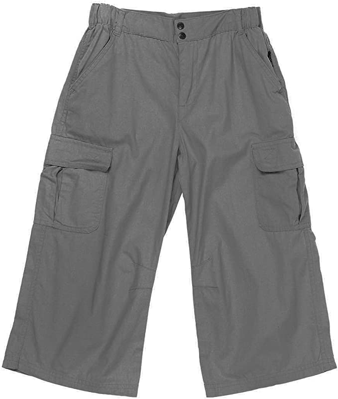2//3 Years Granite Trespass Childrens Boys Flynn 3//4 Length Cargo Shorts