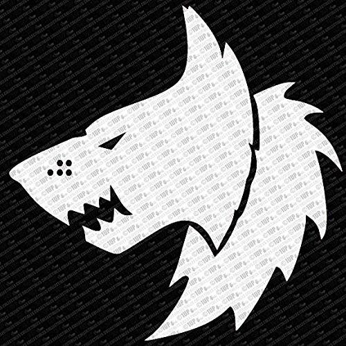 Galleon Collectible Decals Warhammer 40k Space Wolves Logo Vinyl