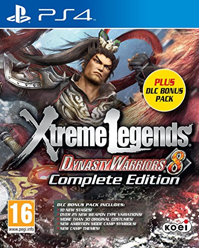 Xtreme Legends Dynasty Warriors 8 for PS4 - 3