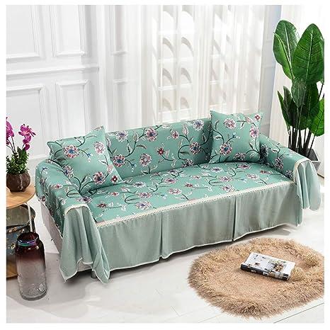 GELing Funda elástica para sofá de 1 2 3 4 plazas, Cubierta ...