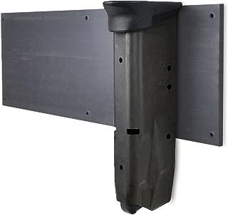 product image for Gun Storage Solutions Magazine Holder - Safe Mag Storage Solution, Desk and Gun Locker Organizer Accessories Mount, Strong Magnet Bar, Gun Rack