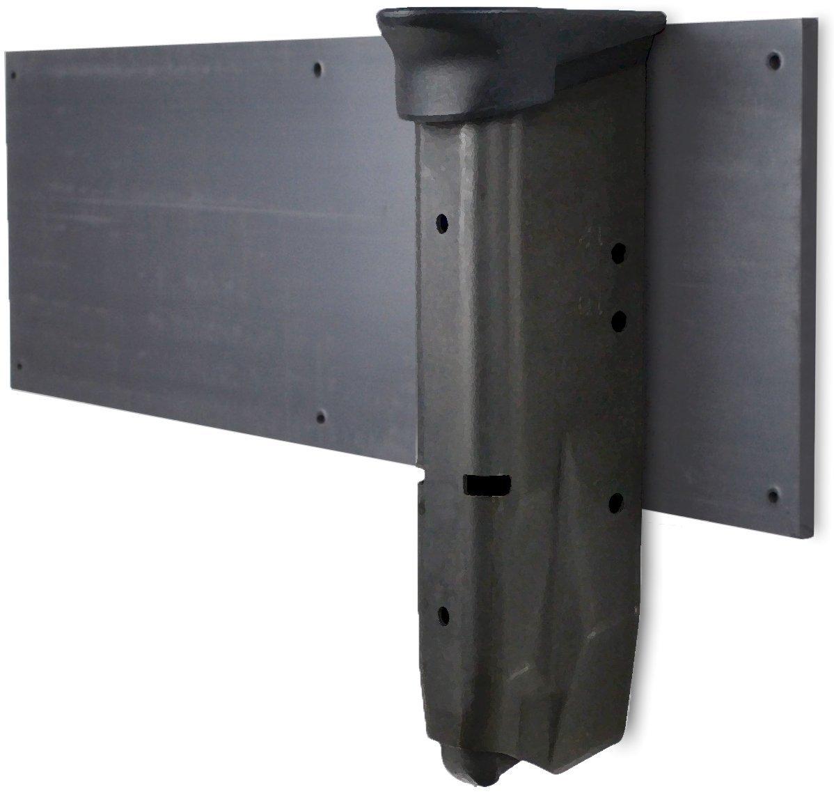 Gun Storage Solutions Magazine Mount A.C. Kerman - LE GSMGMT