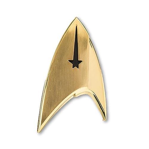 Star Trek Discovery Command Insignia Badge
