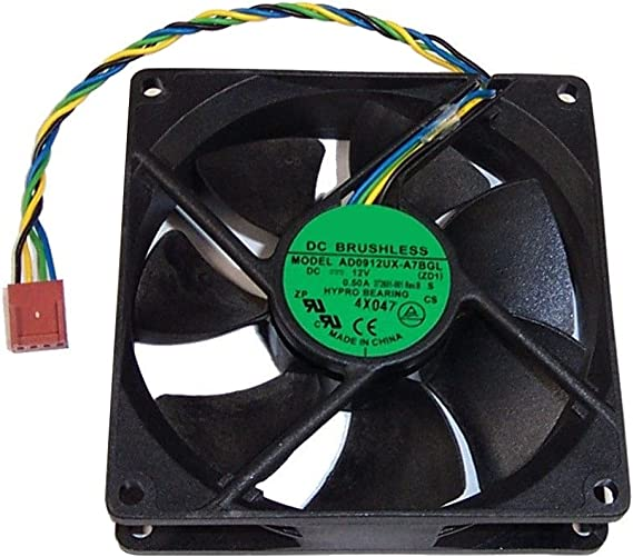 Original ADDA90 90 25mm12V0.50A3Pin graphics companion assistant graphics cooling PCI slot fan air volume three fans