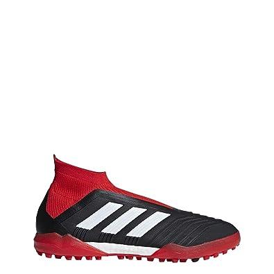 e4870f9bf72 adidas Predator Tango 18+ Turf Shoe - Men s Soccer 6.5 Black White Red