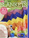 Crochet Baby Blankets: 10 Colorful Baby Blankets You'll Love to Crochet.
