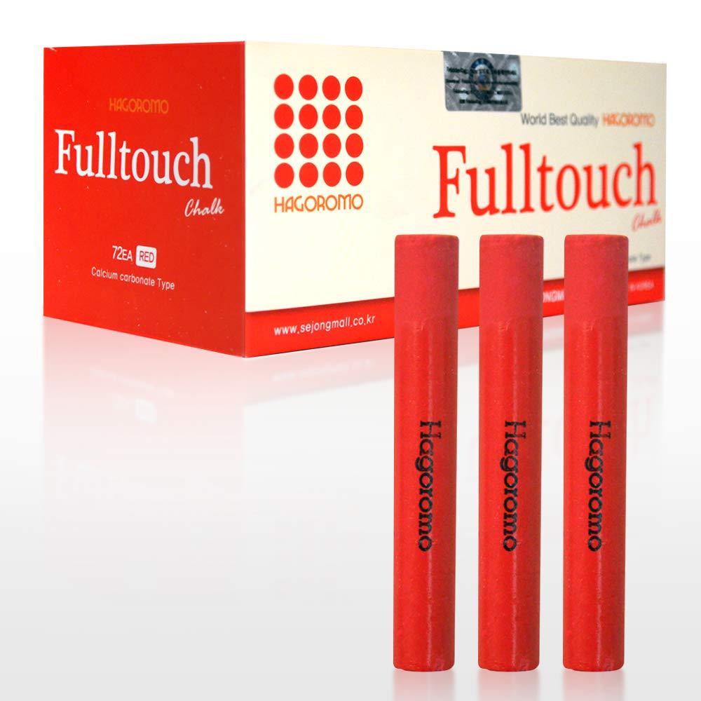 Hagoromo Fulltouch Chalk 1Box (72Pcs) White SEJONGMALL Co. Ltd