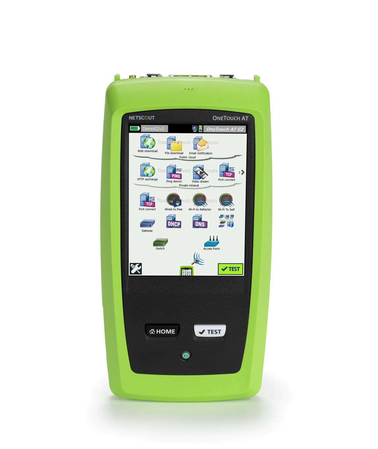 Netscout 1t 3000 Fi Onetouch At Network Tester And Fiber Cloud Core Router 1036 12g 4s Inspection Kit Ethernet Industrial Scientific