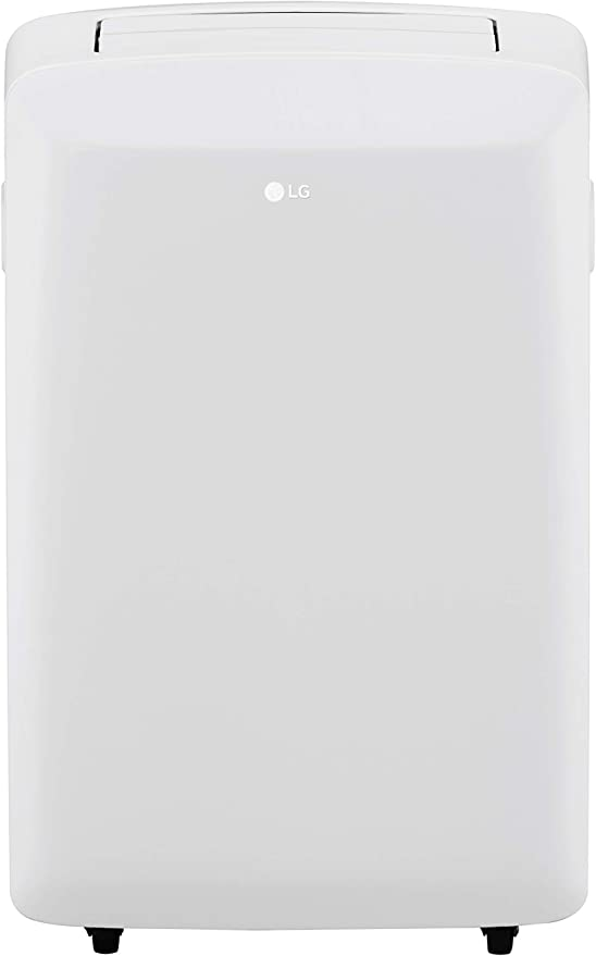 LG LP0817WSR 8,000 BTU White Portable Air Conditioner - Rooms up to 200 Sq. Ft