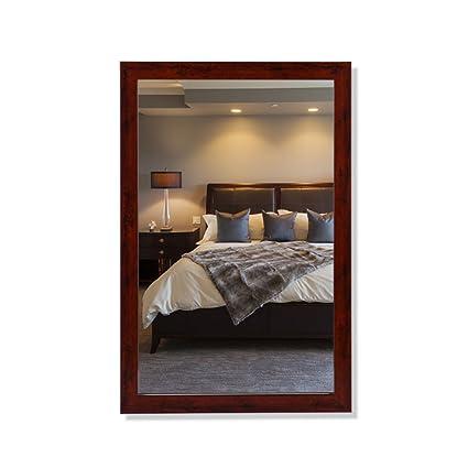 LEI ZE JUN UK- Specchio bagno specchio camera da letto a parete ...