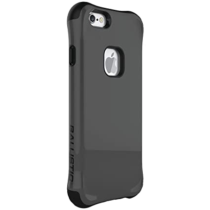 promo code 2b1ed 2d9eb Ballistic, iPhone 6 Case / 6s Case [Urbanite] Six-Sided - 6ft Drop Test  Certified Case Protection [Gray] Reinforced Bumper Cell Phone Case for  iPhone ...