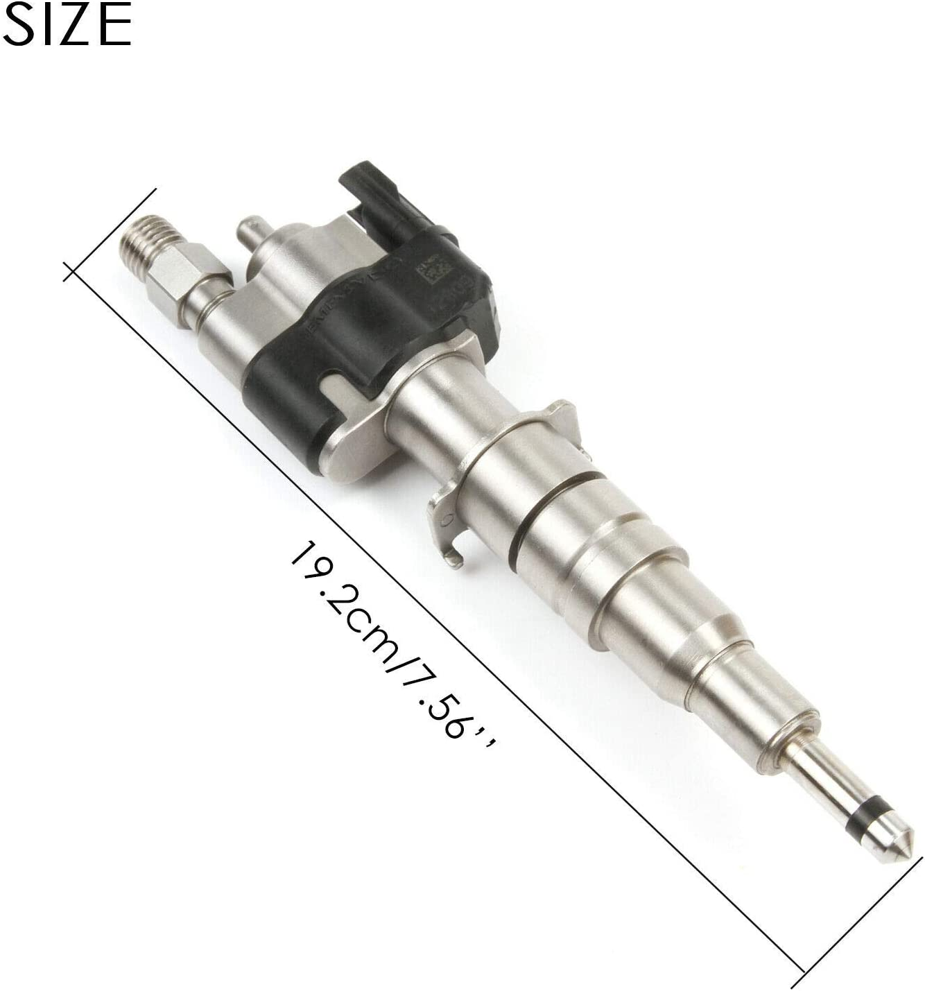 sportuli Fuel Injector Replacement for B-MW N54 N63 135 335 535 550 750 X5 X6 13537585261-09 13537585261