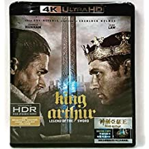 King Arthur Legend Of The Sword (4K UHD + Blu-Ray) (Hong Kong Version / Chinese subtitled) 神劍亞瑟王