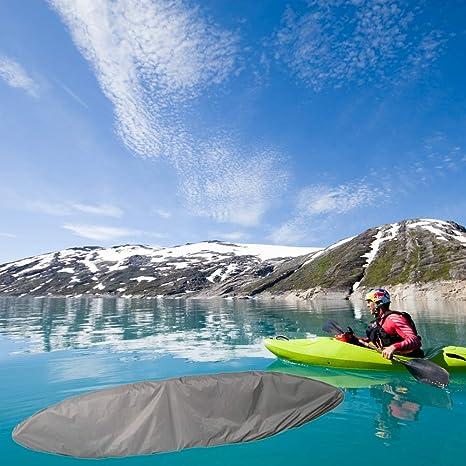 Plata para Sup Paddle Board,2.1~2.5m Anti-UV Resistente Polvo Almacenamiento Funda para Interior//Intemperie ALTINOVO Impermeable Cubierta para Kayak Canoa