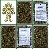 Natural Green Whole Cardamom Pods (elaichi, elachi, hal) - 17.6 Oz, 500g.