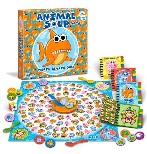 Soup Animal Game - Animal Soup Game