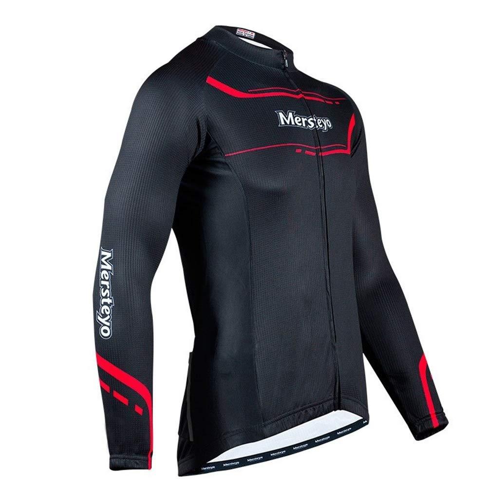 Fahrrad Reitanzug Herrenhemd Langarm Atmungsaktiv Outdoor Fahrrad Service Mountainbike Reitausrüstung Fahrrad Trikot LPLHJD