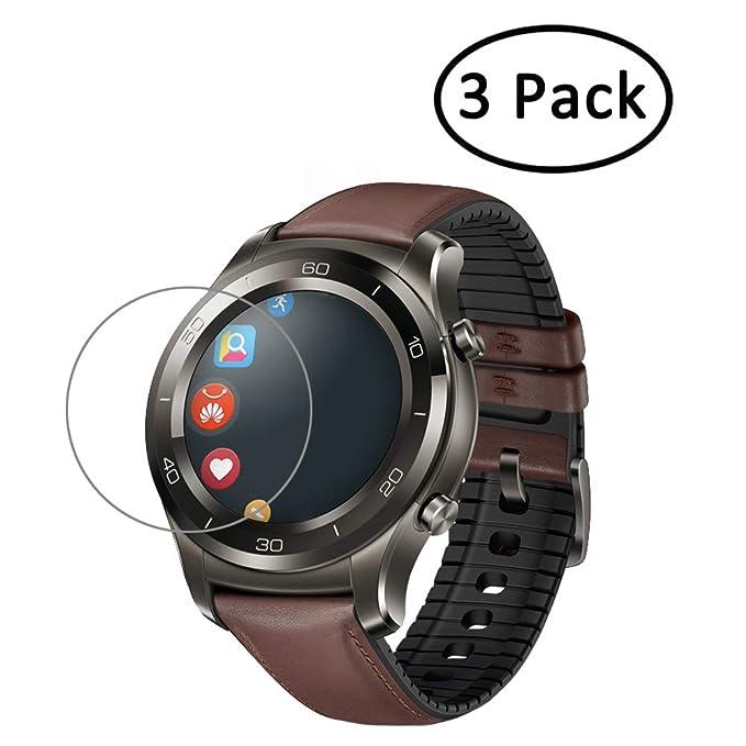 Youniker 3 unidades Para Huawei Watch 2 Pro Protector de pantalla ...