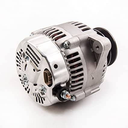 Image Unavailable. Image not available for. Color: maXpeedingrods New Alternator fits Toyota Landcruiser 4.2L Diesel ...