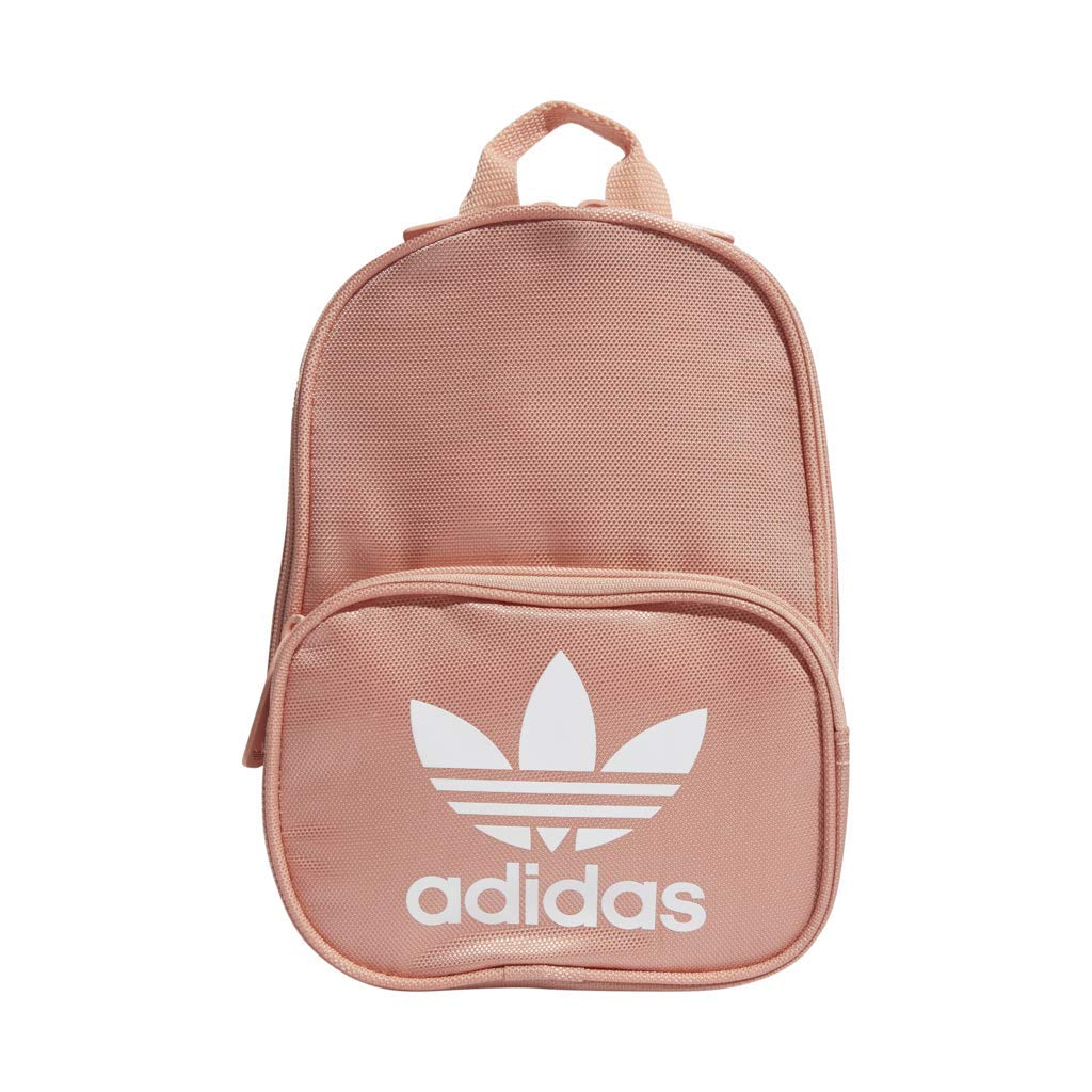 adidas Originals Women's Santiago Mini Backpack, Dust Pink, ONE SIZE by adidas Originals